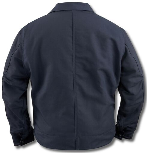 Carhartt Flame Resistant All-Season Bomber Jacket - Big & Tall, Navy, hi-res