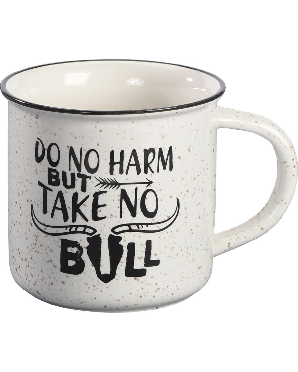 BB Ranch Take No Bull Ceramic Mug, No Color, hi-res