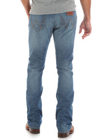 Wrangler Retro Men's Pinesdale Slim Straight Jeans , Blue, hi-res
