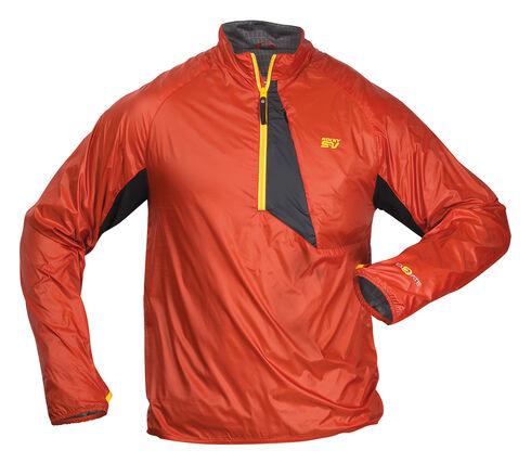 Rocky S2V Center Hold Wind Shirt, Red, hi-res