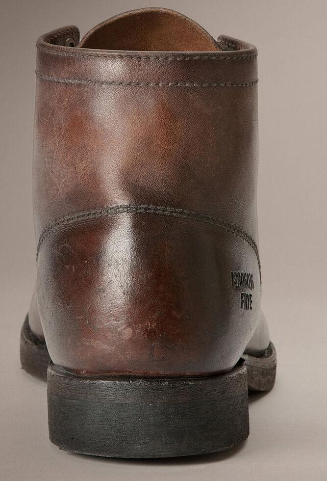 Frye Men's Prison Boots, Dark Brown, hi-res