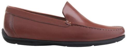 Eastland Men's Brown Talladega Driving Moc Loafers, Brown, hi-res