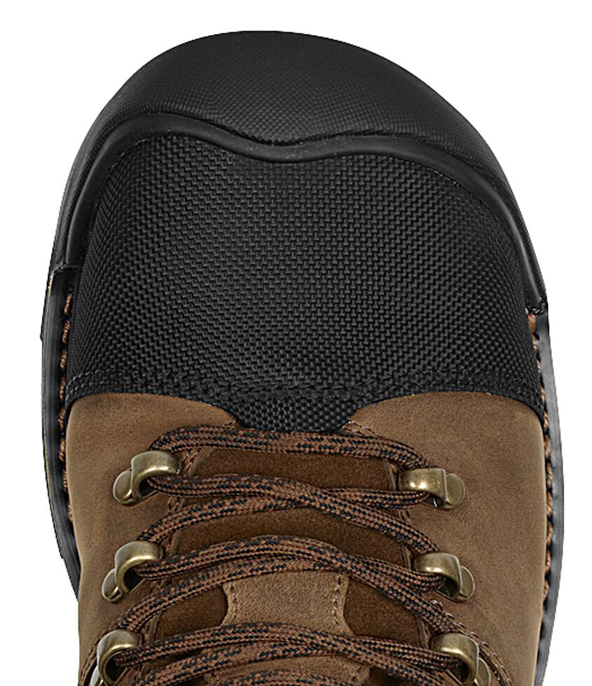 85ebf8f81b9 Keen Men's Milwaukee Mid Waterproof Boots - Steel Toe