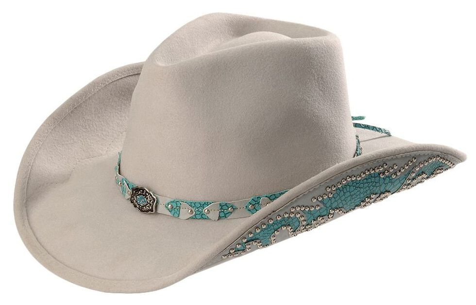 Bullhide Grey Natural Beauty Wool Cowgirl Hat  9faf2086a8c