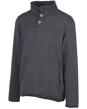 Browning Men's Black Gilson Sweater, Black, hi-res