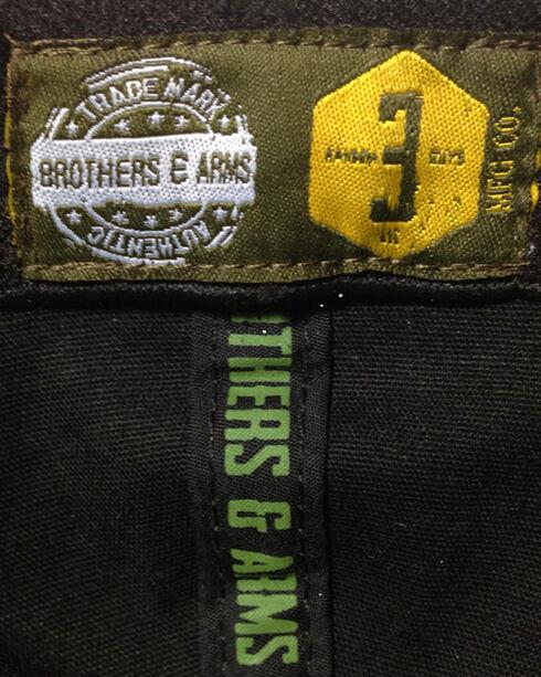 Brothers & Arms Men's Precision Shooters Cap, Black, hi-res