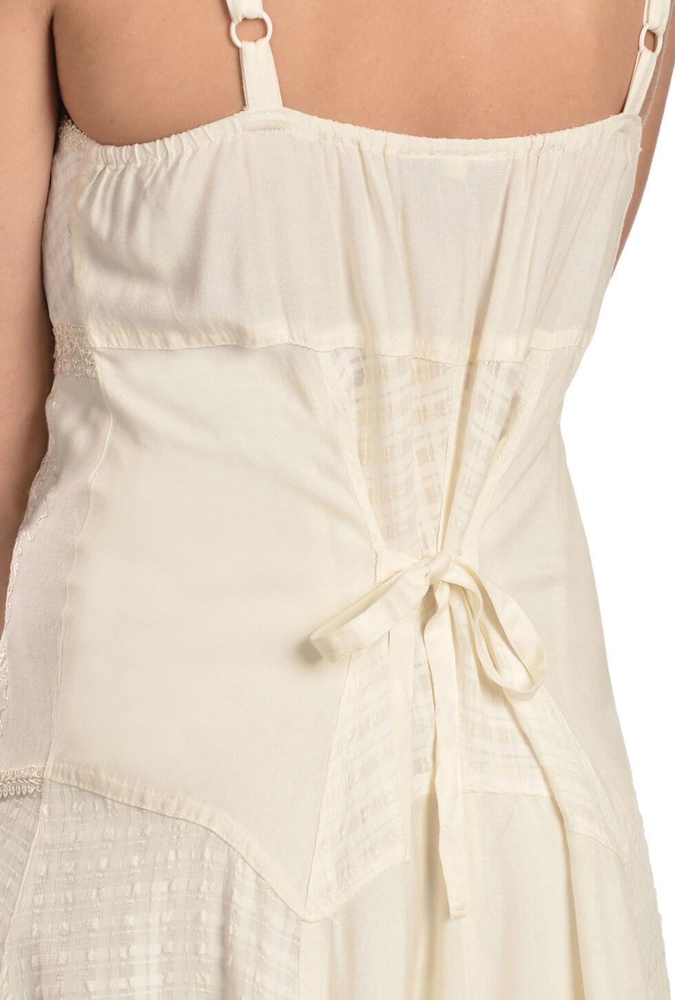 Scully Long Maxi Dress, Ivory, hi-res