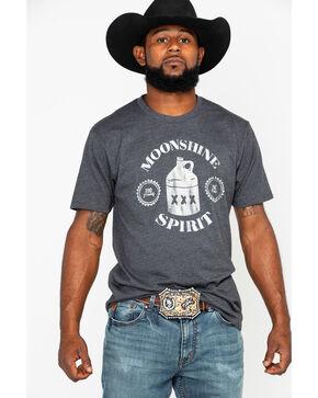 Moonshine Spirit Men's Fine Grade 200 T-Shirt , Teal, hi-res