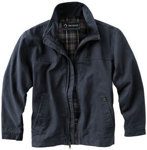 Dri Duck Men's Maverick Work Jacket - Big and Tall , Navy, hi-res