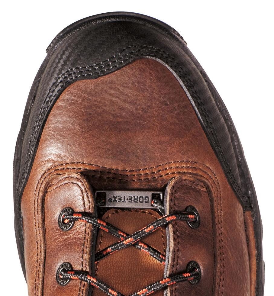 "Danner Corvallis GTX 5"" NMT Boots - Composite Toe, Brown, hi-res"