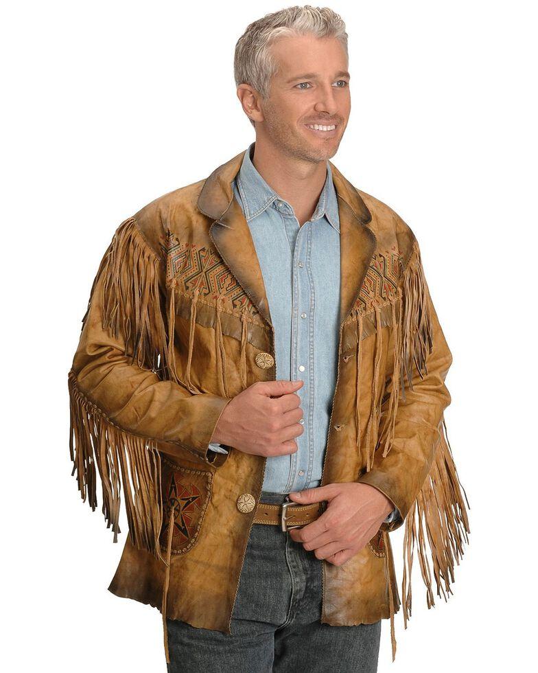 Kobler Maricopa Leather Jacket, Beige, hi-res