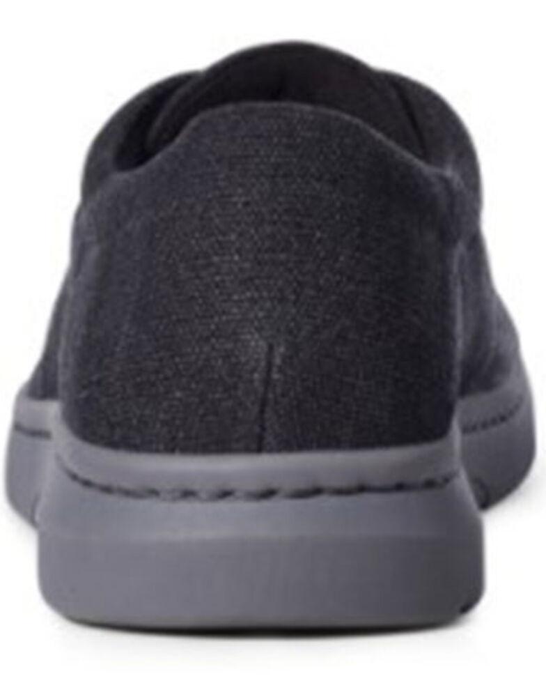 Ariat Men's Hilo Charcoal Casual Shoes - Moc Toe, Charcoal, hi-res