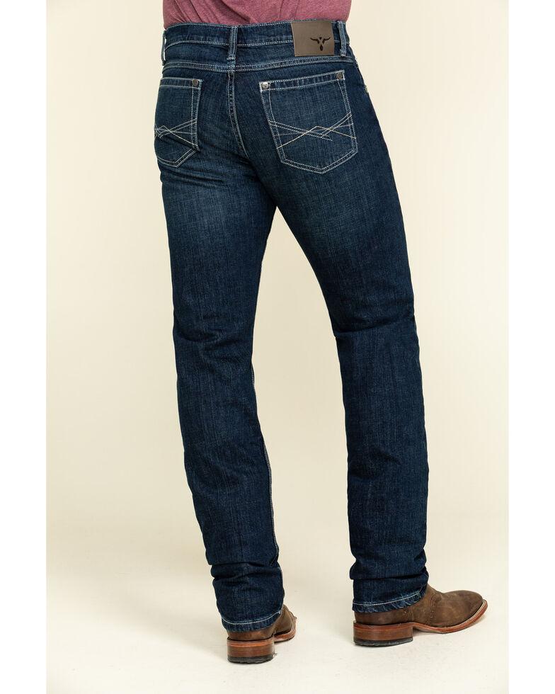 Wrangler 20X Men's No. 44 Kasey Slim Straight Long Jeans , Blue, hi-res