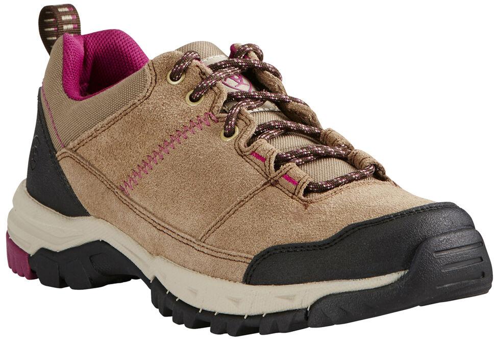 11ff4085de4 Ariat Women's Tan Skyline Lo Lace Shoes