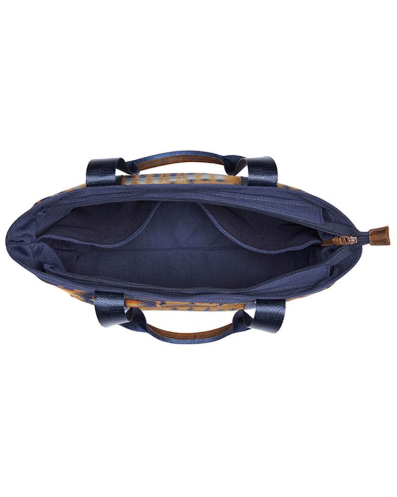 Pendleton Women's Harding Tan Zipper Tote Bag, Tan, hi-res