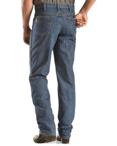 Cinch Men's Green Label Relaxed Tapered Jeans , Dark Stone, hi-res