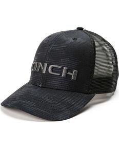 c8bc6ce771aab Cinch Mens Embroidered Logo Mesh Trucker Cap