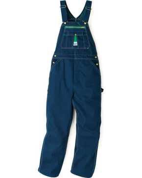 Walls Men's Indigo Liberty Overalls - Big , Indigo, hi-res