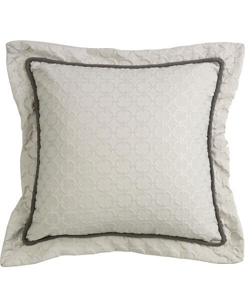 HiEnd Accents Chain Link Pillow, Multi, hi-res