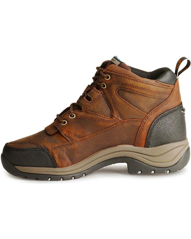 Ariat Women's Terrain H2O Waterproof Boots, Copper, hi-res