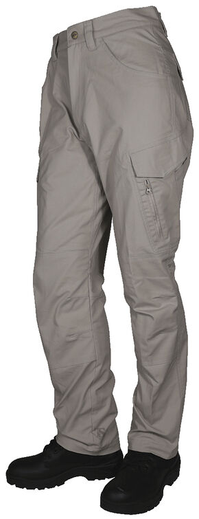 Tru-Spec Men's Khaki 24-7 Delta Pants , Beige, hi-res