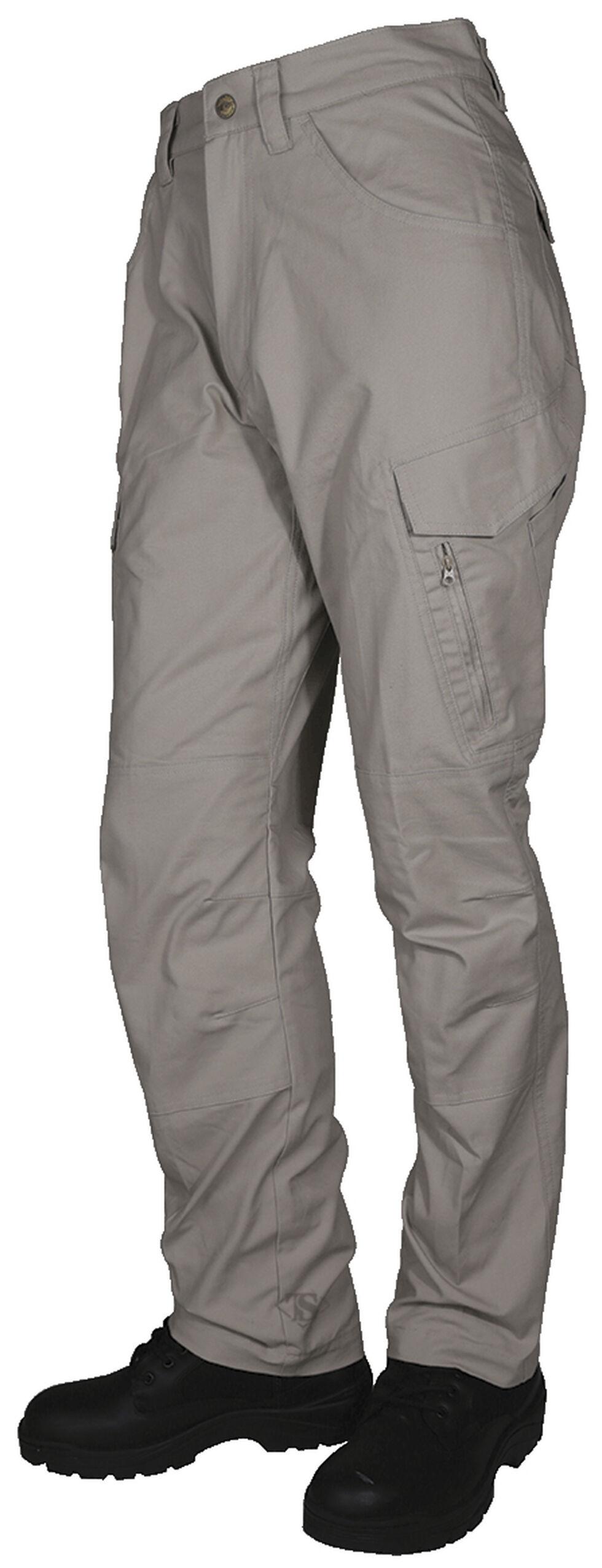 Tru-Spec Men's Khaki 24-7 Delta Pants , Beige, hi-res