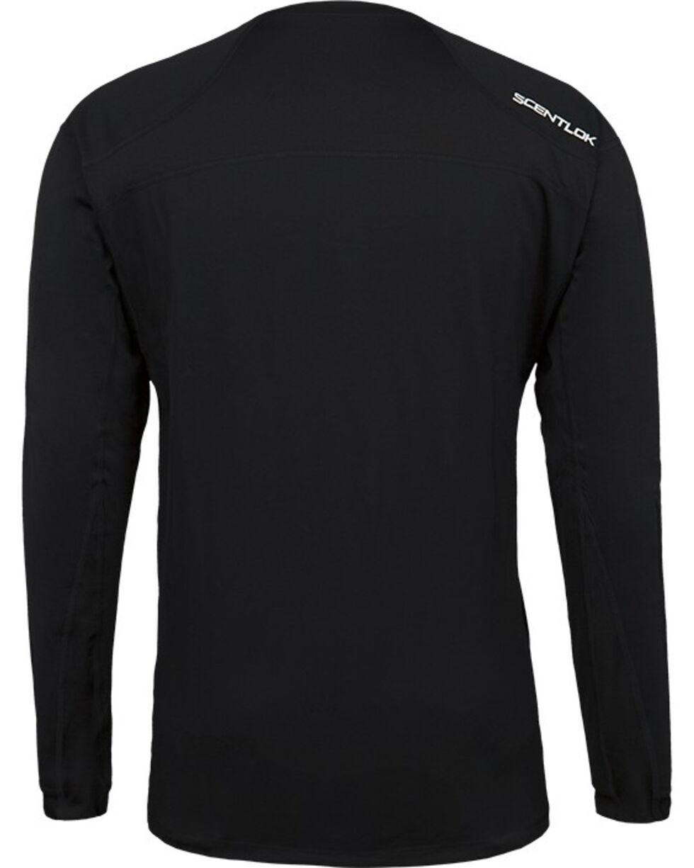 Scentlok Technologies Men's Black Nexus Carbon Active Carbon Top , Black, hi-res