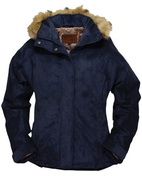 Outback Trading Co. Gold Cup Hooded Jacket, , hi-res