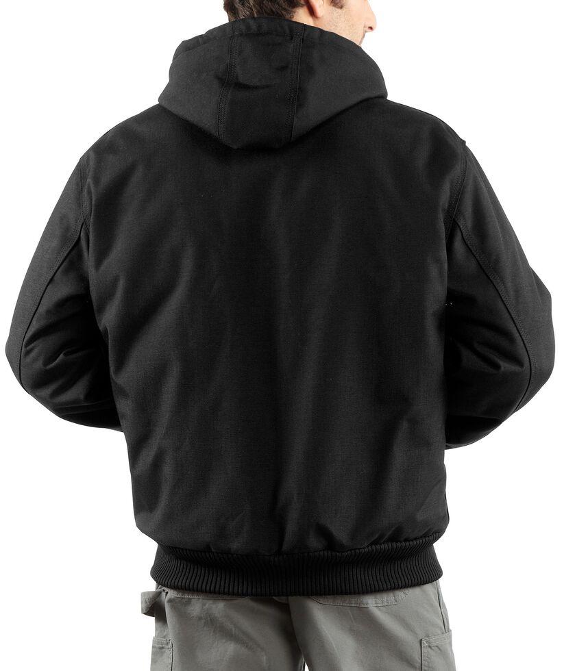 Carhartt Extremes® Men's Quilt-Lined Sandstone Active Work Jacket - Big & Tall, Black, hi-res