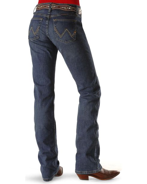 "Wrangler Jeans - Women's Q-Baby Ultimate Riding Tuff Buck - 32"", 34"", 36"", 38"", Tuff Buck, hi-res"