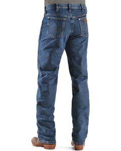 Wrangler Premium Performance Advanced Comfort Mid Stone Jeans - Big & Tall, Med Stone, hi-res