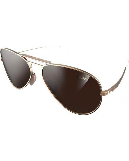Bex Men's Rose Frame Wesley Sunglasses , Pink, hi-res