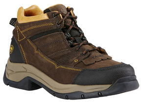 Ariat Men's Java Terrain Pro H20 Boots, Coffee, hi-res