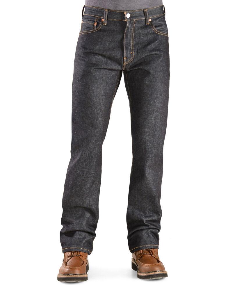 Levi's  517 Jeans -  Rigid Boot Cut, Indigo, hi-res