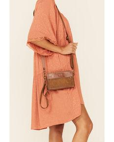 STS Ranchwear Women's Calvary Package Deal Crossbody Bag, Brown, hi-res