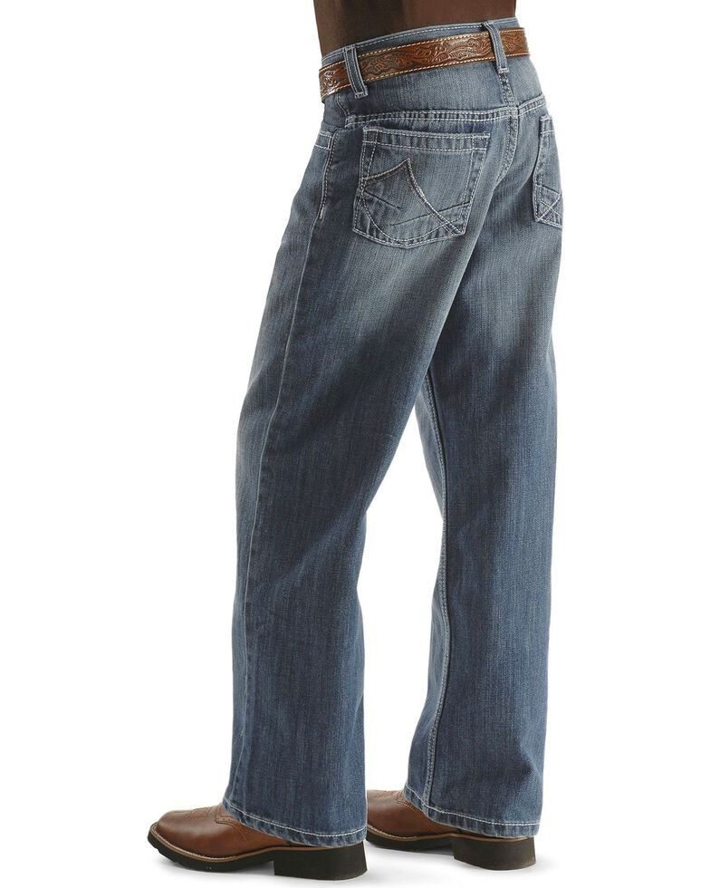 Wrangler 20X Jeans - No. 33 Extreme Relaxed Fit - Boys' 8-16 Regular, , hi-res