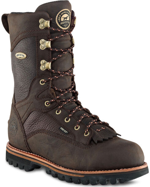 Red Wing Irish Setter Elk Tracker 200 Hunting Boots , Brown, hi-res