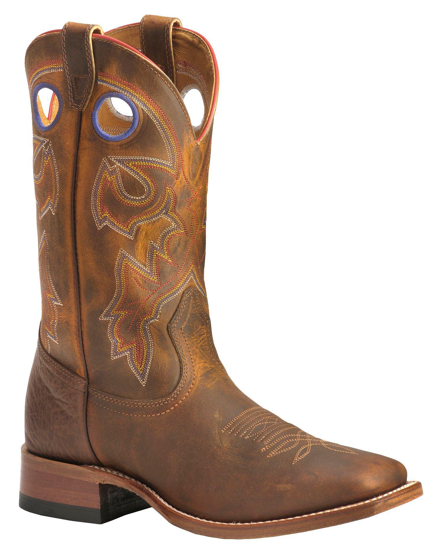 Men's Stockman Boots - Sheplers