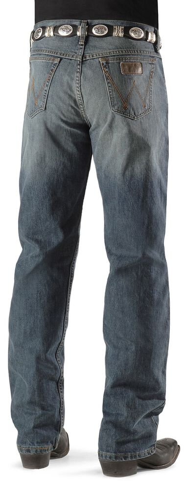 5ec9b4543b8 Zoomed Image Wrangler 20X 01MWX Competition Relaxed Fit Jeans , Vintage  Blue, hi-res