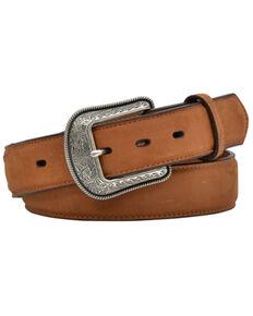 M & F Western Men's Canyon Dundee Belt , Black, hi-res