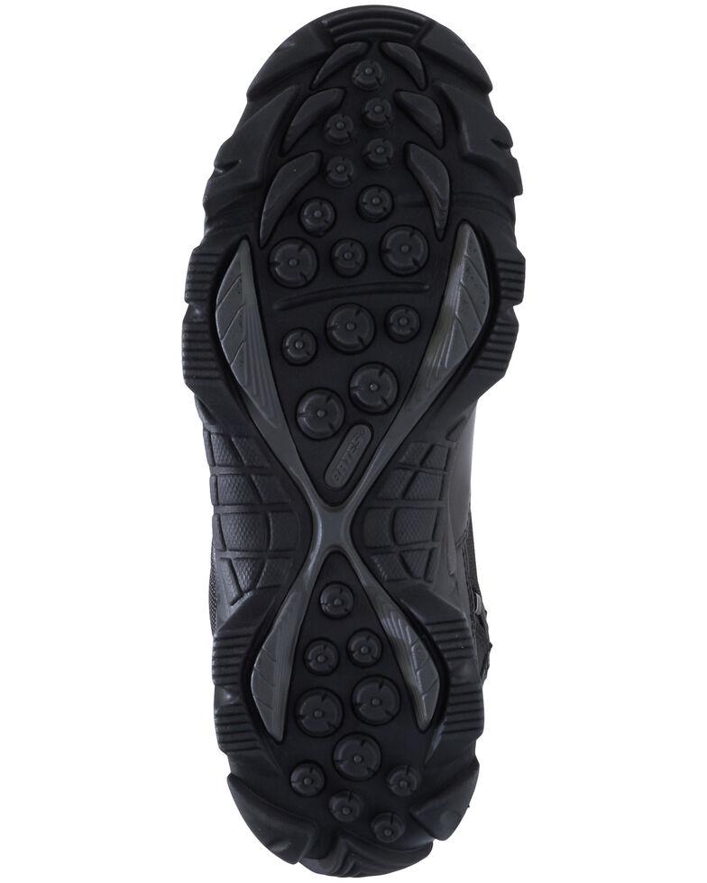 Bates Men's GX-8 Insulated Work Boots - Soft Toe, Black, hi-res