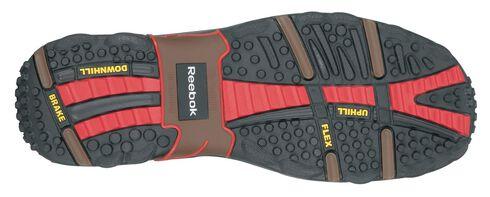 Reebok Women's Tiahawk Waterproof Sport Hiking Boots - Composite Toe, Brown, hi-res