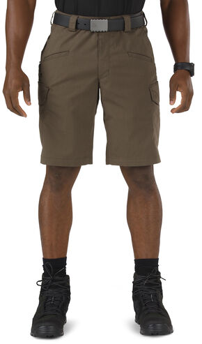 5.11 Tactical Stryke Shorts, Dark Brown, hi-res