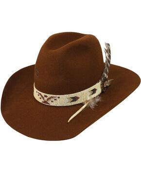Charlie 1 Horse Women's 5X Rain Bird Hat, Cognac, hi-res