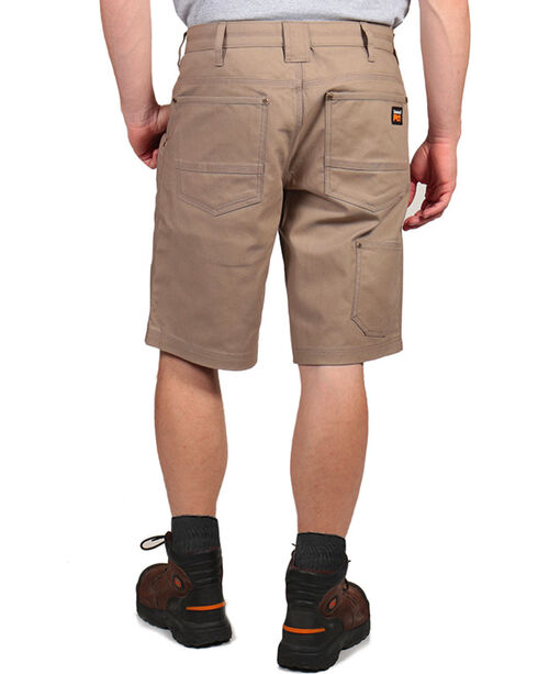 Timberland Pro Men's Gridflex Work Shorts, Brown, hi-res
