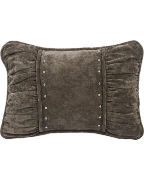 HiEnd Accents Shirred Fabric Pillow, Multi, hi-res