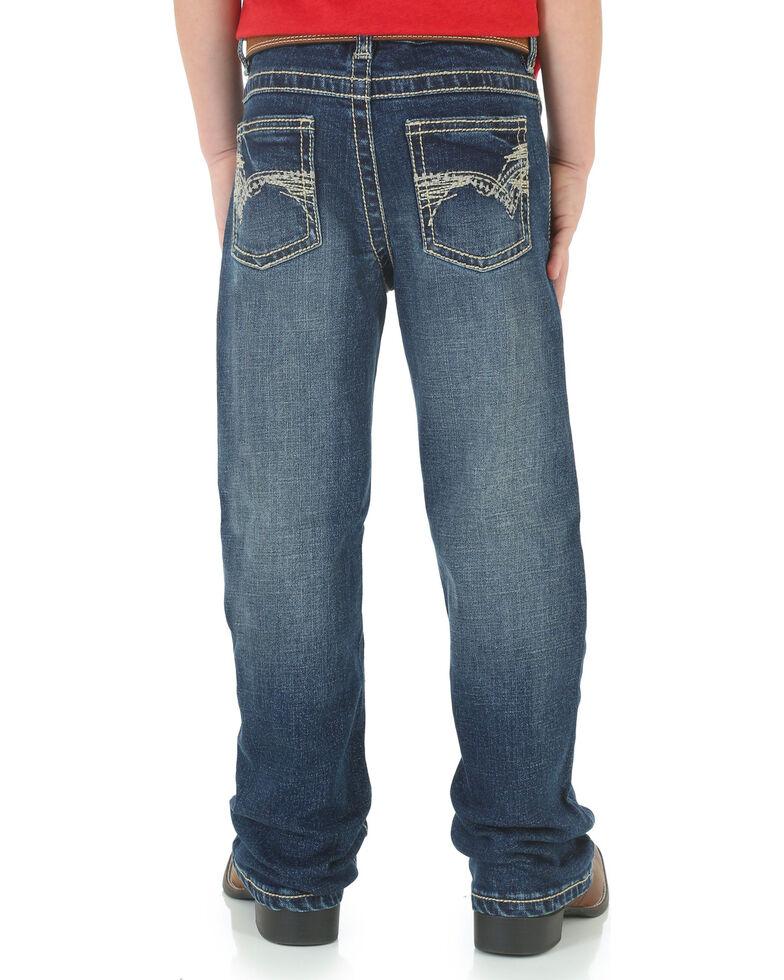 15cf93de6d1 Wrangler 20X Boys  No. 42 Vintage Jeans - Boot Cut