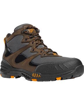 "Danner Men's Springfield 4.5"" Electrical Hazard Work Boots - Plain Toe, Multi, hi-res"