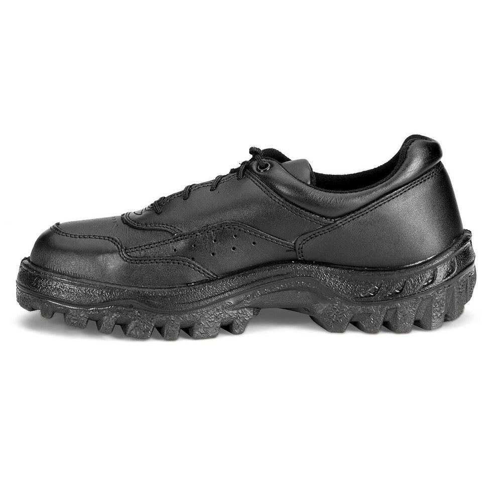 Rocky TMC Duty Shoes - USPS Approved, Black, hi-res