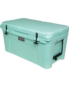 Yeti Green Tundra Series Limited Edition Cooler - 65 Quarts, Green, hi-res